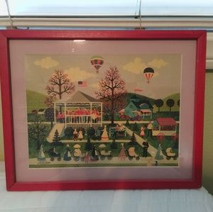 Other - Jane Wooster Scott print - Nannies on Parade